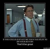 tax stuff