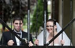 wedding prison